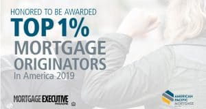 Ruby Grynberg Top 1% Mortgage Originators in USA 2019