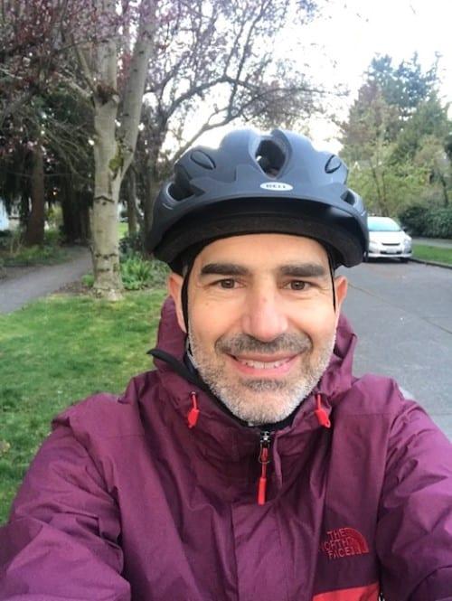 Spin Biking Around Seattle